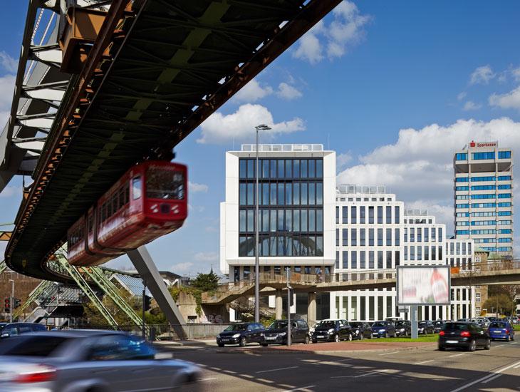2013 wurde das Gebäude Ohlingsmühle in Wuppertal von der bema Gruppe fertiggestellt.