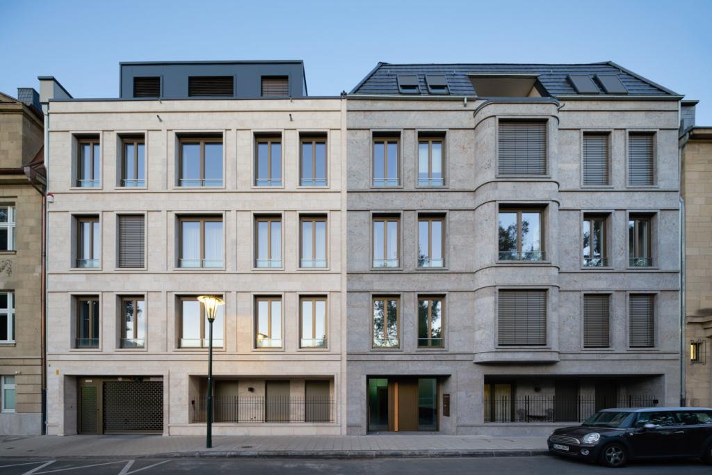 2013 entstanden und auch heute noch ein wunderschönes Kunstwerk. Bema Gruppe präsentiert das Wohnprojekt auf der Wasserstraße.