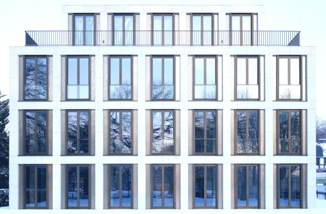 Zeitlos: Cecilien Palais am Düsseldorfer Rheinufer
