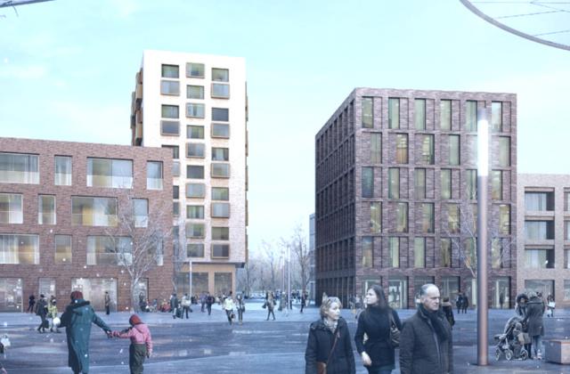 """Integriert: Quartiersentwicklung """"19 Häuser"""" in Mönchengladbach"""