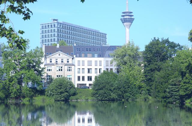 Exklusiv: Wohnen an der Wasserstraße