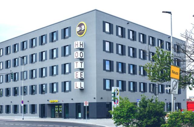 Zentral: B&B Hotel im Mischquartier des Barbaraviertels