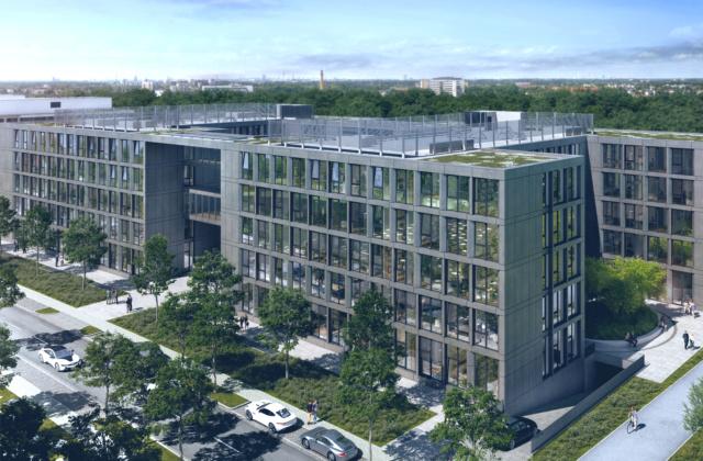 "Visionär: ""Smart Office"" – Airport City Düsseldorf"