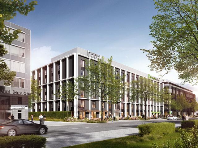 Double-Brand-Hotel Düsseldorf